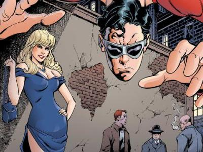 Warner Bros. is Developing a Live-Action Plastic Man Film