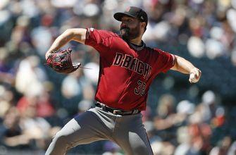 Diamondbacks LHP Ray placed on injured list