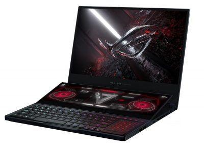 Asus ROG Zephyrus Duo 15 SE gaming laptop has 2 screens, up to Ryzen 9 5900HX and NVIDIA RTX 3080