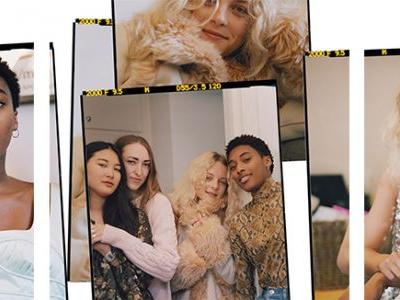A Sneak Peek Of Topshop's Collection At London Fashion Week Through The Lens Of Women In Fashion