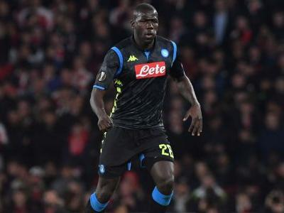 Arsenal to investigate video of racist abuse aimed at Napoli's Koulibaly