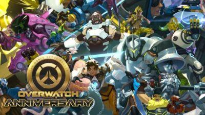 Overwatch Anniversary Event Timings Revealed