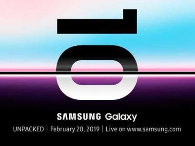 Samsung Galaxy S10 Pre-Orders Could Begin February 21