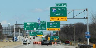 ODOT plans to revise traffic pattern at Interstate 277/U.S. Route 224 and Interstate 77