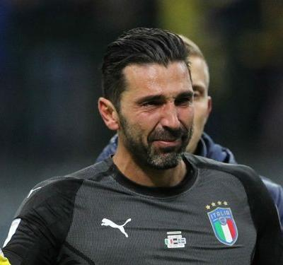 It was hard not to cry with Buffon! Football world reacts to Italy legend's retirement