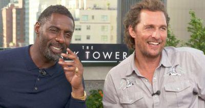 How Dark Tower Cast Built a New Universe from Pieces of the Past | EXCLUSIVE