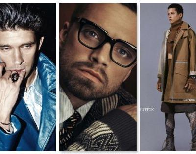 Week in Review: Ben Whishaw, Sebastian Stan, GQ Japan + More