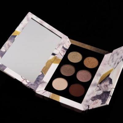 Pat McGrath Subliminal Platinum Bronze MTHRSHP Eyeshadow Palette Review, Photos, Swatches