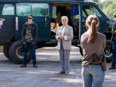 The Walking Dead: Jayne Atkinson Hints at Georgie's Backstory