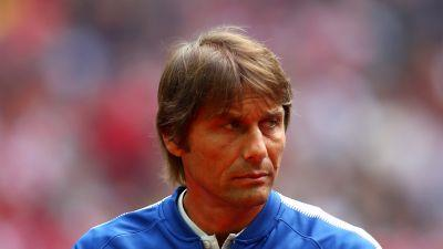 Conte's Chelsea risk losing their title after summer of discontent
