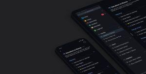 Popular iOS task manager app Things gets dark mode
