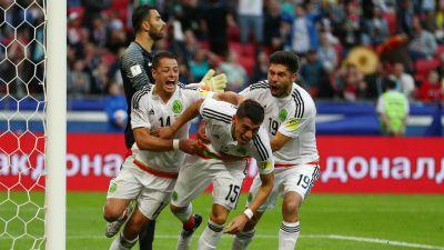 Mexico fully deserved Portugal point, says Osorio