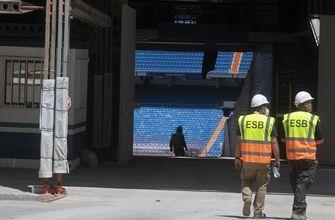 Liga to resume with Real Madrid playing at training center