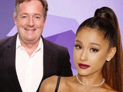 Piers Morgan Is Harassing Ariana Grande Over The Manchester Terrorist Attack