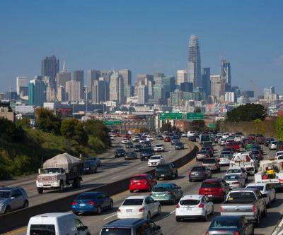 California and 22 states sue federal government over vehicle emissions standards issue