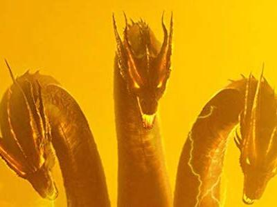 Ghidorah Is Terrifying In New Godzilla: King Of The Monsters Image