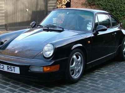 1992 Porsche 911 RS Touring Is One Out Of Just 11 Ever Made