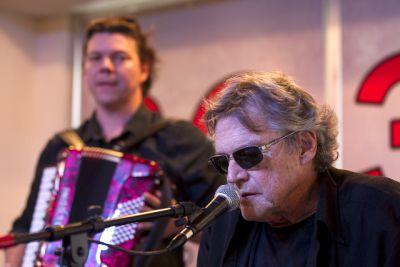 Terry Allen casts Lubbock and Juarez in full color at the Paramount
