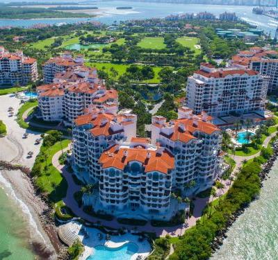 Tour a little-known island off the coast of Miami that once belonged to the Vanderbilts and is now the most millionaire-dense ZIP code in America