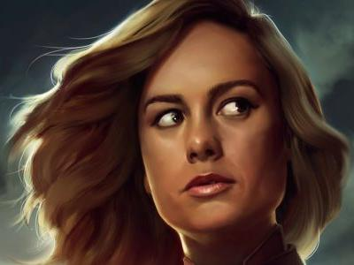 Captain Marvel: Brie Larson is Doing Flight Training