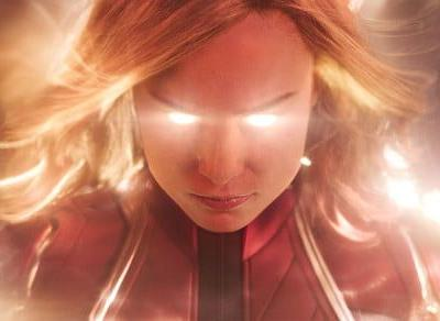 Captain Marvel review: Brie Larson's cosmic hero makes the MCU feel new again