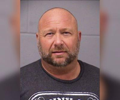 Conspiracy theorist Alex Jones arrested on drunk driving charge