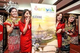 Sarawak Tourism Board signs agreement to collaborate with AirAsia and Laduni Services