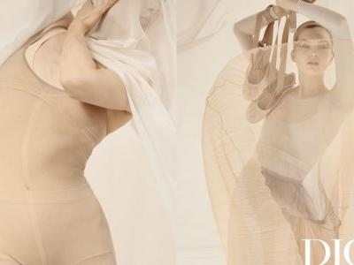 Dior's Spring 2019 Ad Campaign Is a Celebration of the Body in Motion
