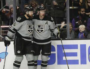 Pearson gets OT winner in LA Kings' 4-3 victory over Wild