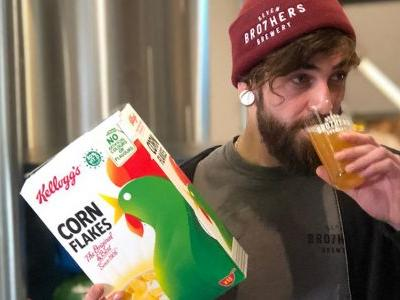 Kellogg's Turns Leftover Corn Flakes Into Beer, Everyone Wins