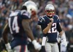 New England Patriots' Tom Brady to have stitches in hand removed this week