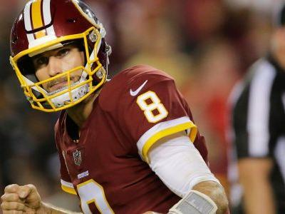 Vikes win over Cousins with fully-guaranteed deal