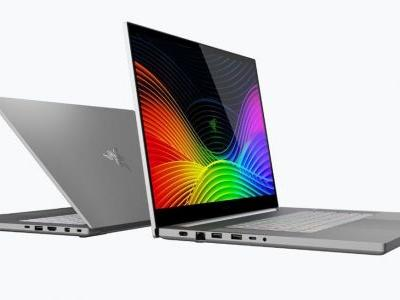Razer Blade Studio Edition Laptops Are Aimed At Creators
