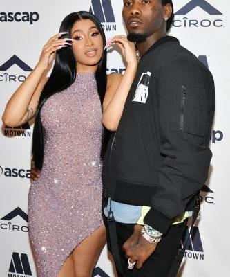 """This Photo Of Cardi B's """"Offset"""" Tattoo Got The Sweetest Reaction From Offset"""