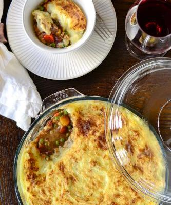 Tender Lamb Shepherd's Pie