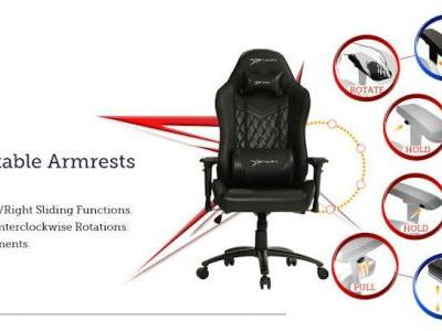 E-WIN Gaming Chairs: Game in Luxury and Comfort