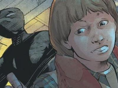 Stranger Things Comic Trailer Sends Will To the Upside Down
