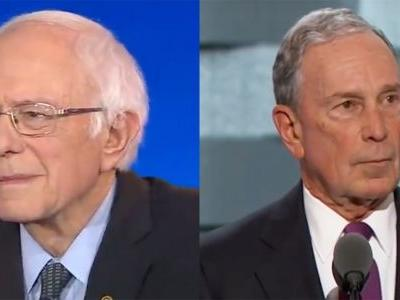SHOCK POLL: Bernie and Bloomberg Up Big in New NPR/PBS/Marist Poll; Bad News for Biden, Warren and Pete