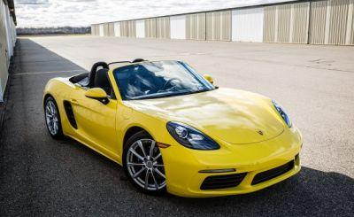 2017 Porsche 718 Boxster PDK Automatic: Still the Best