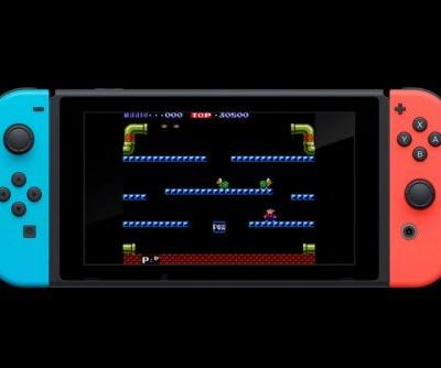 Classic Nintendo Arcade Games Are Coming to the Switch