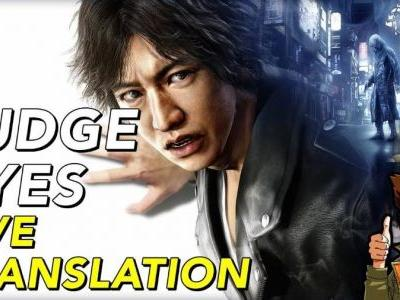 New Judgment Video Shows Three Hours of Gameplay