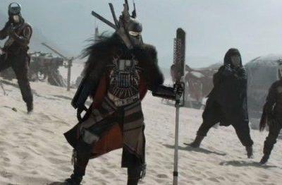 Wait, Now Solo Villain Enfys Nest Is a Dude?A new officially