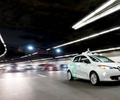NuTonomy Switches to Chrysler For More Elbow Room in Self-Driving Cars