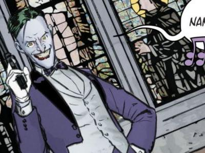 The Joker Origin Movie Gets an Obvious Title and a Release Date