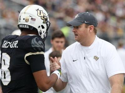 No rest for UCF coach Josh Heupel, staff as they wrap up early recruiting period