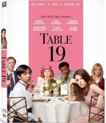 Anna Kendrick in 'Table 19' Blu-ray, DVD and Digital Details and Release Date