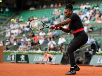 Serena Williams no longer allowed to wear 'catsuit' at French Open