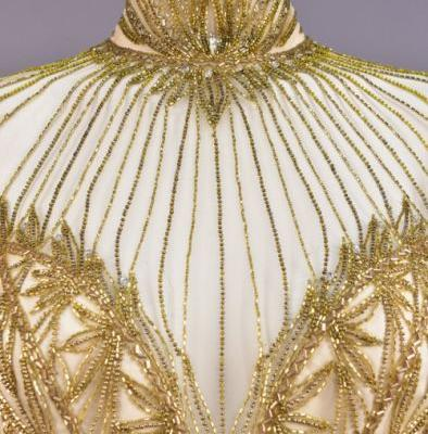 Up Close: Bob Mackie Ball Gown, 1980s-1990s