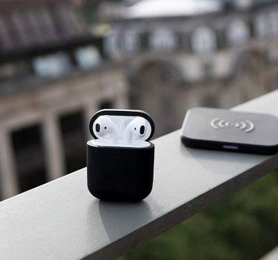 This $35 case lets you wirelessly charge your Airpods