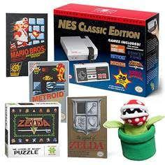 NES Classic Bundles in Stock at ThinkGeek Right Now